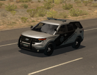 REL] Separate state Highway Patrol and city police cars - SCS Software